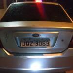 MARAÚ: VEÍCULO ROUBADO EM IPIAÚ FOI RECUPERADO PELA POLICIA EM BARRA GRANDE