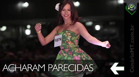 """Além do título de """"Beleza Nordestina 2014"""", Raíssa levou para casa também um cheque no valor de R$ 5 mil."""