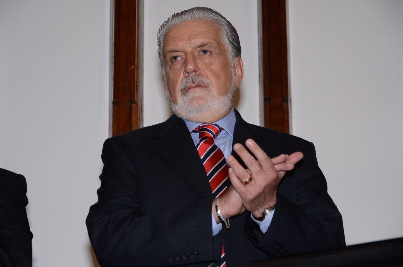 O governador está convencido que o 2º turno vai ser com Dilma e Marina