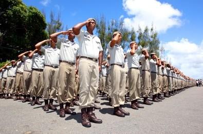 A convocação dos policiais foi publica no Diário Oficial desta terça