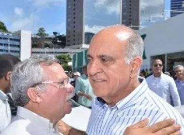 Paulo Souto é candidato do DEM