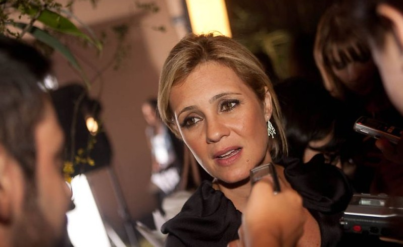 A atriz é muito requisitada em papel principal das novelas da Globo