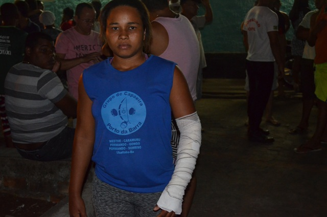 Diversos alunos sofreram ferimentos leves e graves