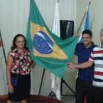ROTARY DE UBAITABA HOMENAGEIA ANEVERSARIANTES DO MÊS
