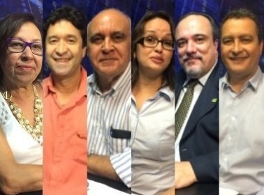 Os candidatos ao governo da Bahia tem agenda cheia nesta quarta