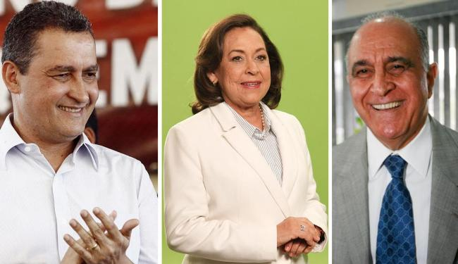 Rui Costa. Lídice e Paulo Souto felicitam os pais pelo seu dia