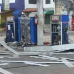 POSTO DE GASOLINA É EXPLODIDO EM FEIRA DE SANTANA