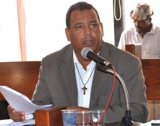 O  vereador Nadson Monteiro é o autor do Projeto