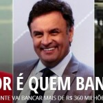 BRASILEIROS VÃO BANCAR R$ 360 MILHÕES NESTAS  ELEIÇÕES