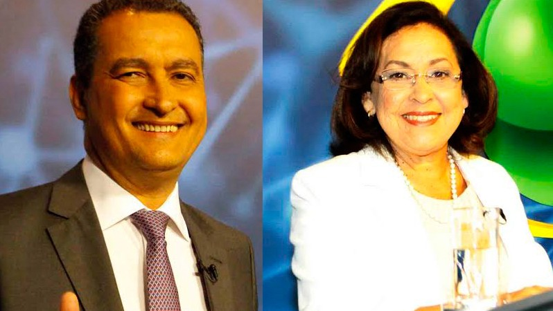 Rui e Lídice apresentaram suas propostas no debate