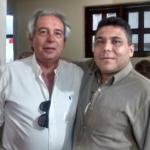 GONGOGÍ: SAPÃO RECEBE A VISITA DO DEPUTADO  FEDERAL PAULO MAGALHÃES