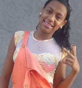 Tainara foi morta com dispara de arma de fogo