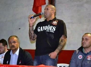 Raimundo Cesar Faustino, vereador de Francisco Morato (PT-SP),