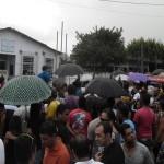 UBAITABA:   POPULAÇÃO PROTESTA CONTRA A VIOLÊNCIA E CLAMA PELA PAZ