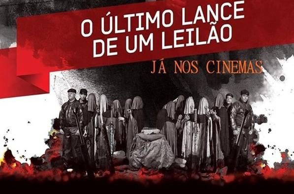 O Filme está em cartaz em Itacaré, será exibido neste sábdo