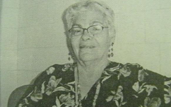 Dona Rosa estava doente e possou mal  apos ser levada para o hospital Foto: .jornal T. da Região