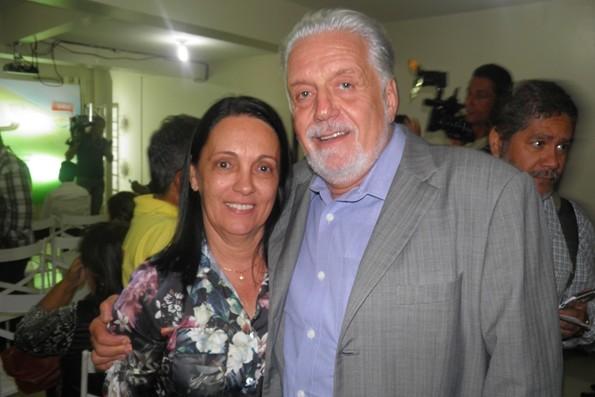 Gracinha tem reivindicado importantes obras para o município de Maraú