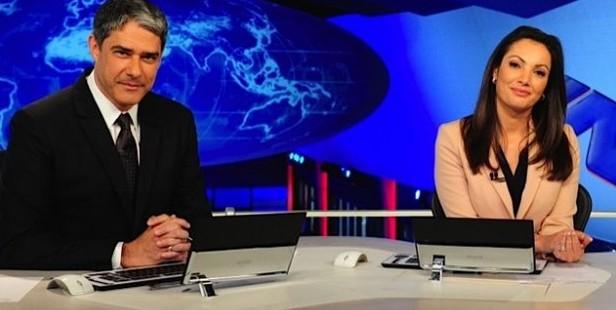 A saída de Patrícia Poeta da bancada do Jornal Nacional causou surpresa entre os telespectadores