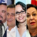 AGENDA:  CANDIDATOS INTENSIFICAM GRAVAÇÕES DE PRPOGRAMAS ELEITORAL