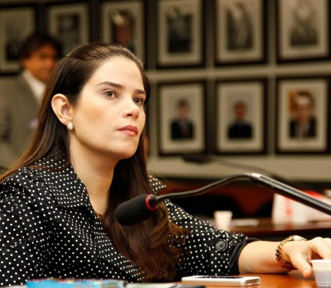 A deputada amiga do megadoleiro recebeu R$ 350 mil de doação na sua campanha de 2010