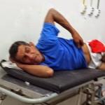 ITAGIBÁ: FILHO TENTA MATAR PAI NO JAPUMERIN