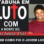 FAMILIARES E AMIGOS DE LUCAS PROMOVEM PROTESTO PARA 23 DE SETEMBRO