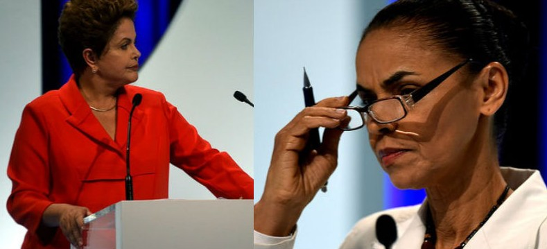 Dilma mostrou mais habilidade nas respostas
