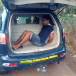 FALSO POLICIAL RODOVIÁRIO É PRESO PELA SEGUNDA VEZ DENTRO DE ÔNIBUS NA BR-101