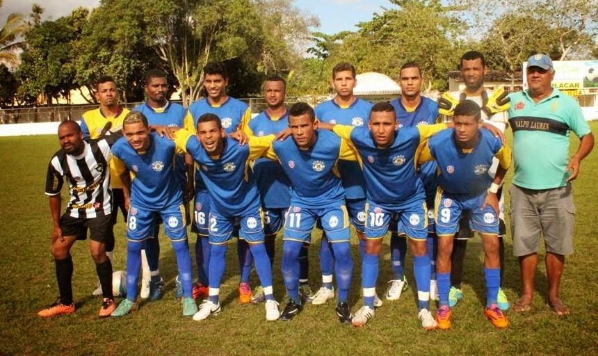 A seleção de Ipiaú venceu por 2 X 1