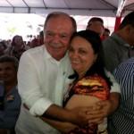 PREFEITA DE MARAÚ RECEBE AGRADECIMENTOS DE AUTORIDADES GOVERNISTAS