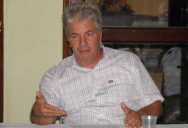 O prefeito Bêda tentou se explicar e foi detido pelo Juiz Dr. Francisco Moraius