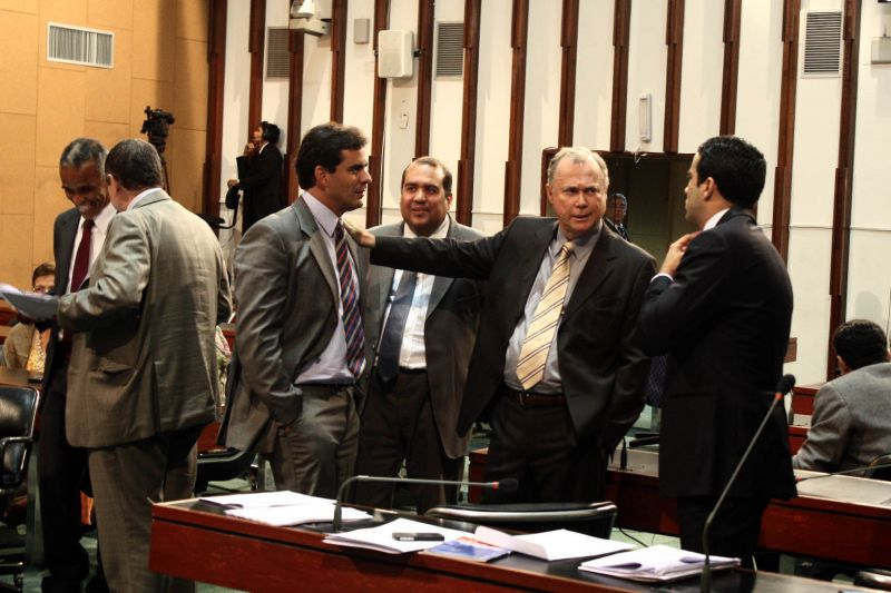 A Assembleia Legislativa da Bahia não teve uma renovação significativa