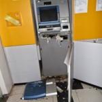 BAHIA: CRIMINOSOS DANIFICAM CAIXAS ELETRÔNICOS EM BANCO E FOGEM SEM LEVAR DINHEIRO