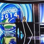 CANDIDATOS DISCUTEM PROPOSTAS, MAS CONTINUAM COM ATAQUES EM 3º DEBATE  NA TV