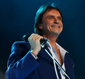 O cantor vai se apresentar na Arena da Fonte Nova