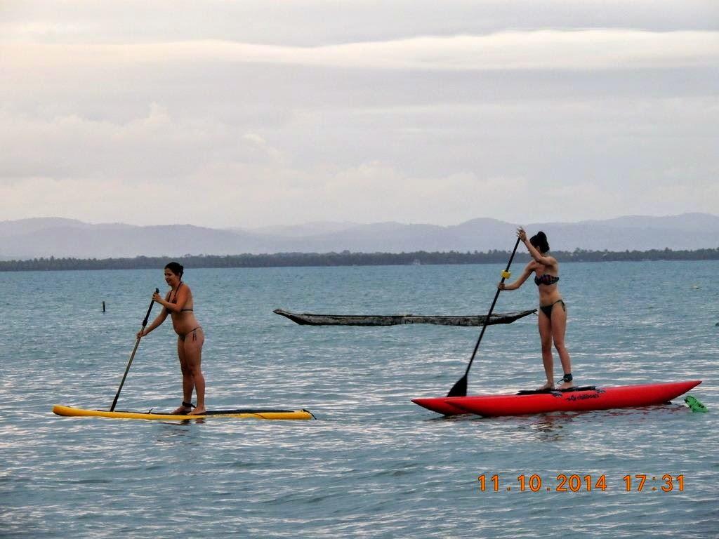 A paradisíaca Barra Grande atrai turistas de varias partes do Brasil