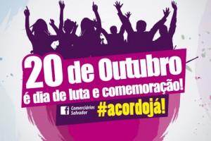 O sindicato da categoria em Salvador aponta a luta pelos direitos dos trabalhadores