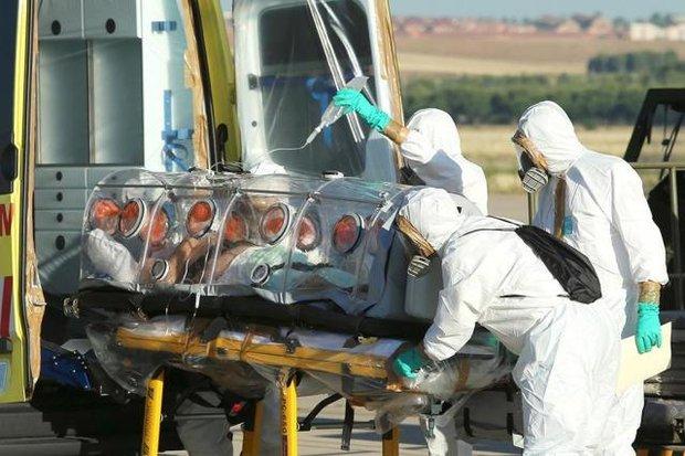 A OMS disse que o governo do país rastreou quase todos os contatos de pacientes do ebola para limitar o contágio