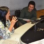 MARAÚ: PREFEITA E PRESIDENTE DA CÂMARA PEDEM VOTOS  PARA DILMA