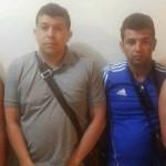 NOVE GOLPISTAS COLOMBIANOS PRESOS EM ILHÉUS