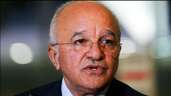 O governador do Amazonas, José Melo de Oliveira (PROS) (Alan Marques/Folhapress)