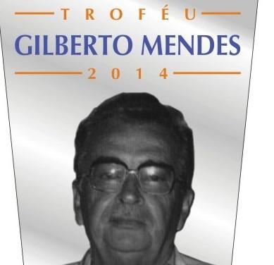"""O troféu  """"Gilberto Mendes""""será entregue aos profissionais da área esportiva"""