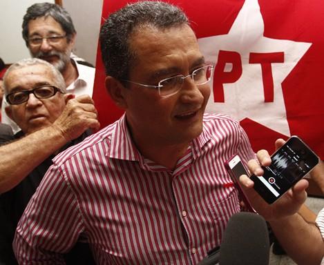 O governador eleito Rui Costa já  está formando  sua equipe de governo