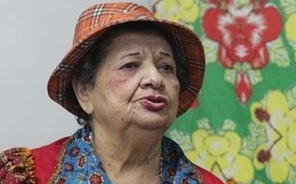 Clemilda faleceu em Sergipe, aos 78 anos (Foto Divulgação).