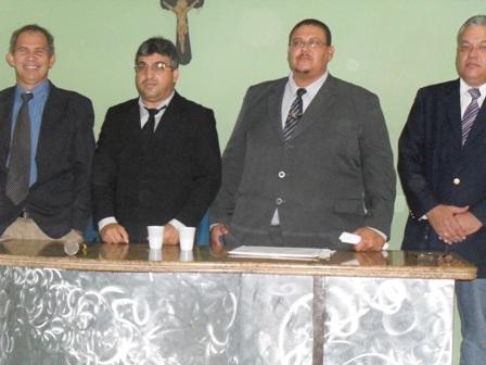Bal conta com apoio dos vereadores José Carlo Lona e Binho Bonifácio