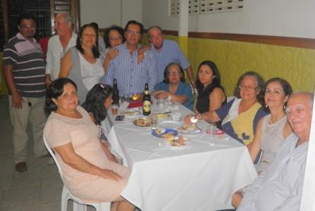 familia gilberto Mendes