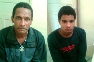 Valdemir e filho são suspeitos de crime (Ilhéus24h).