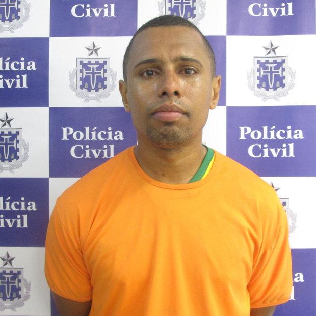 André foi preso e confessou o crime (Foto: Divulgação)