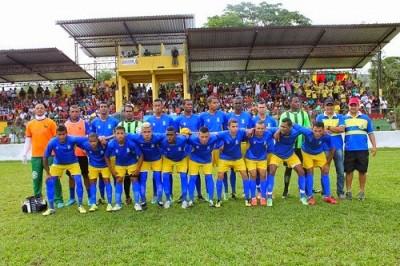 Seleção de Ibirataia vence  Buerarema pelo placar de 1X0, jogo valendo pelas oitavas de final do Campeonato Intermunicipal,