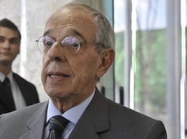 O advogado e ex-ministro da Justiça Márcio Thomaz Bastos, 79, no Hospital Sírio-Libanês, em São Paulo